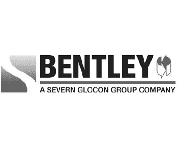 LB bentley logo grey