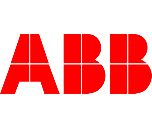 ABB logo colour