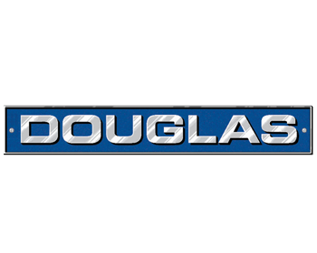 Douglas equipment LTD logo colour